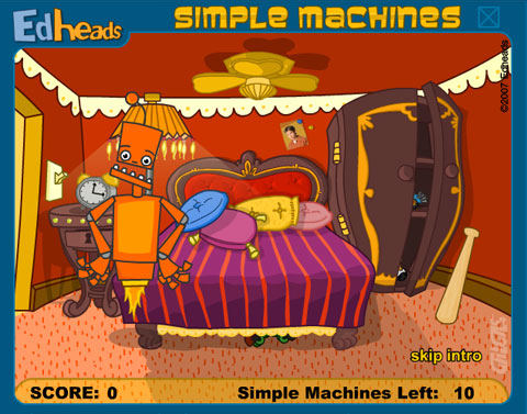 simple and compound machines games online